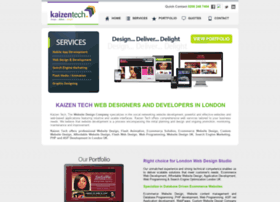 kaizentech.co.uk