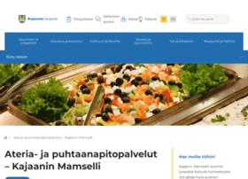 kajaaninmamselli.fi