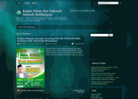 kajianbalikpapan.wordpress.com