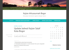 kajianbogor.wordpress.com