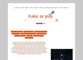 kakosepise.com