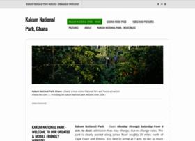 kakumnationalpark.info
