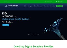 kalaam-telecom.com