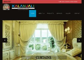 kalanjalidecors.com
