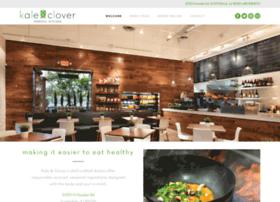 kaleandclover.com
