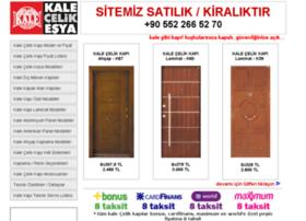 kalecelikkapitr.com