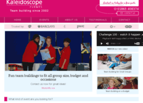 kaleidoscope-events.co.uk
