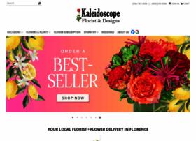 kaleidoscopeflorist.com