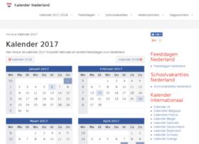 kalender2014.nl