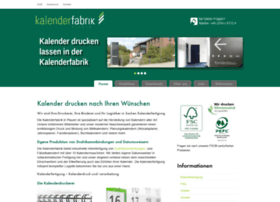 kalenderfabrik.de