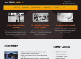 kalesanguvenlik.com