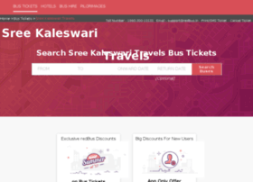 kaleswari-travels.redbus.in
