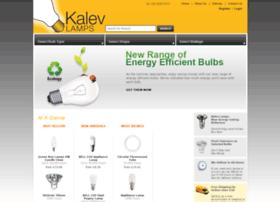 kalevlamps.co.uk