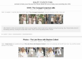 kaley-fan.com