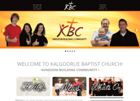 kalgoorliebaptistchurch.com.au