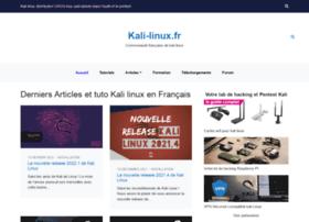 kali-linux.fr