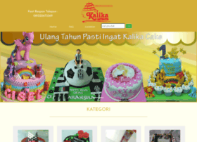 kalikacakeshop.com