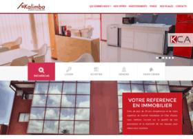 kalimba-immo.com