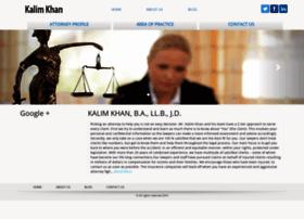 kalimkhanlawfirm.com
