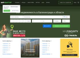 kaliningrad.mirkvartir.ru