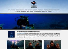 kalkandiving.com