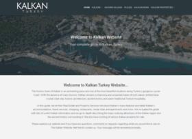 kalkanturkey.com