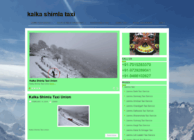 kalkashimlataxi.com