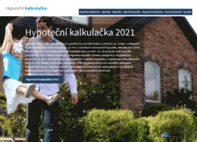 kalkulackahypoteka.cz