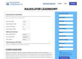 kalkulator-leasingowy.pl
