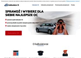 kalkulatoroc.org.pl