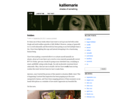kalliemarie.wordpress.com