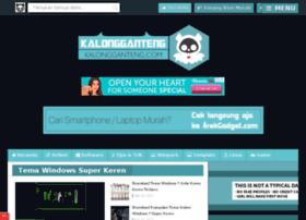 kalongganteng.blogspot.com