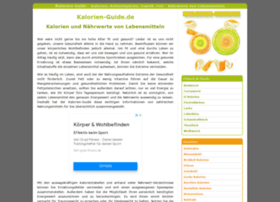 kalorien-guide.de