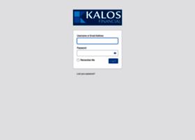 kalosfinancial.com