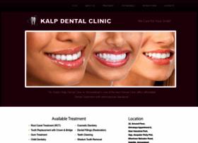 kalpdentalclinic.com