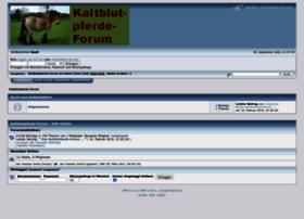 kaltblutpferde-forum.de