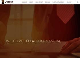 kalterfinancialgroup.com