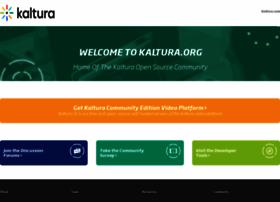 kaltura.org