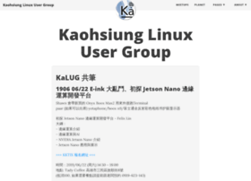kalug.linux.org.tw