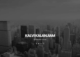 kalvikalanjiam.com