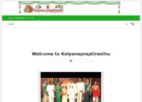 kalyanapraptirasthu.com