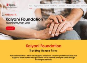 kalyani.foundation
