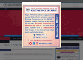 kalyanpolytechnic.edu.in