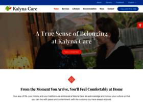 kalynaagedcare.com.au