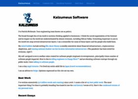 kalzumeus.com