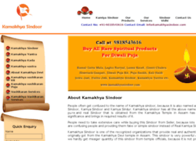 kamakhyasindoor.com