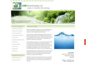 kambiotechnology.com