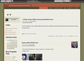 kamenrider.dreamwidth.org