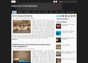 kamicintakeamanan.blogspot.com
