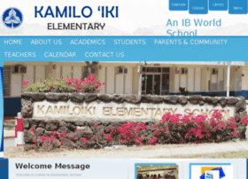 kamiloiki.k12.hi.us